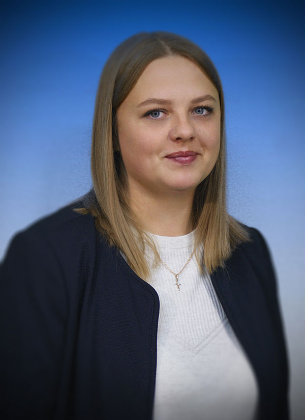 Васіленка Аліна Міхайлаўна
