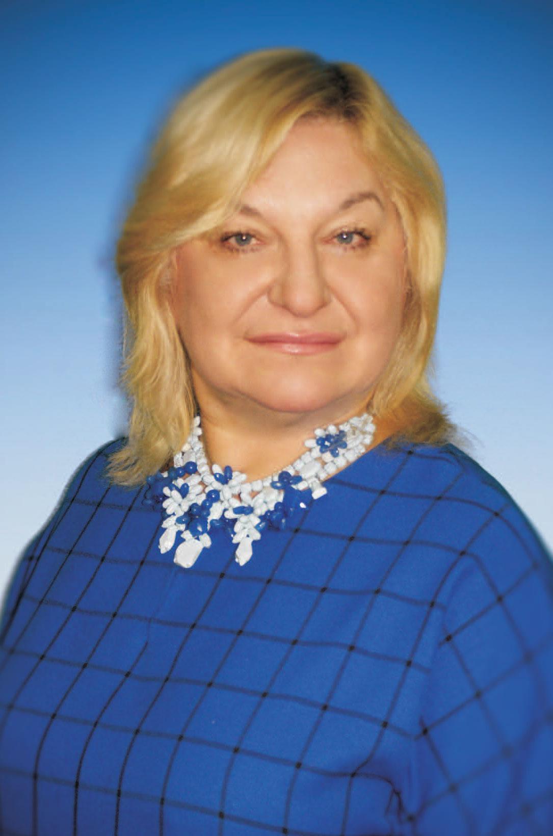 Камарова Ірына Анатольеўна