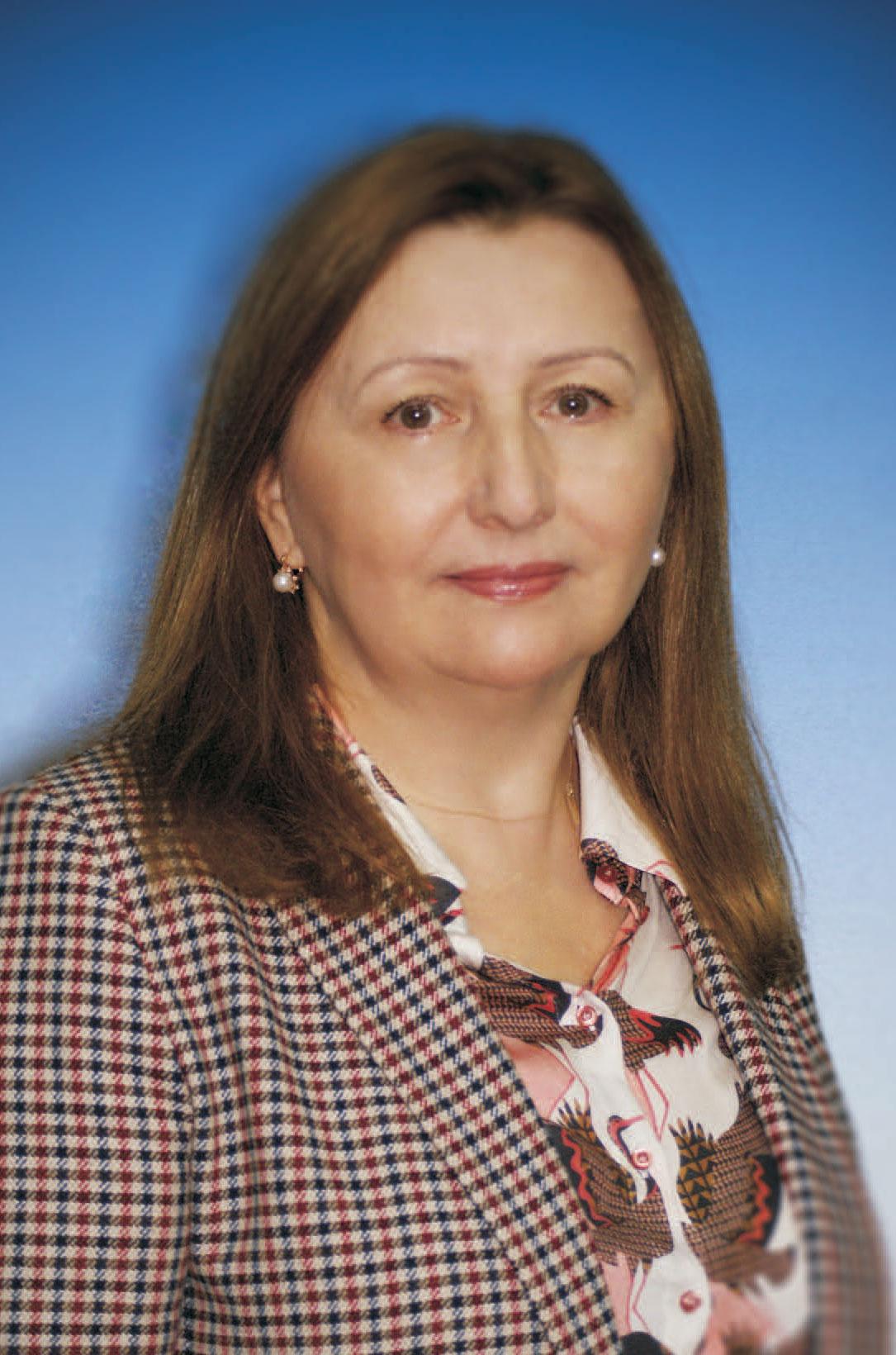 Мароз Людміла Аляксандраўна