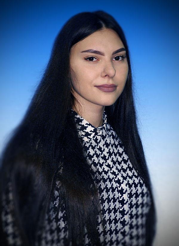 Мірукова Паліна Міхайлаўна