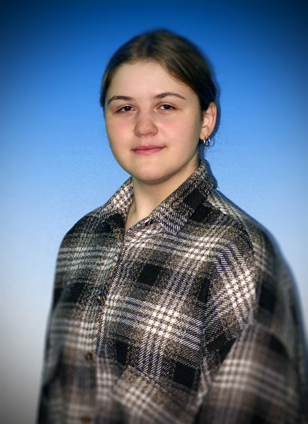 Пажарыцкая Арына Андрэеўна