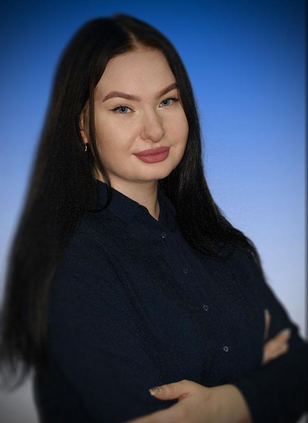 Пышная Юлія Генадзеўна