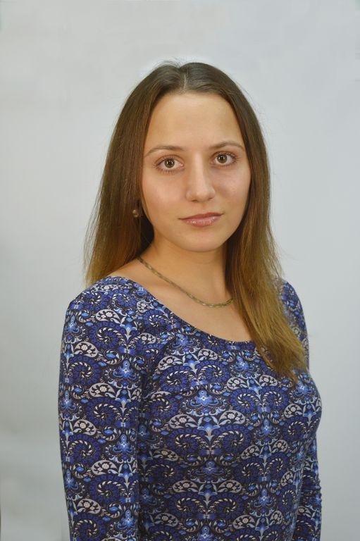 Бурлакова Яўгенія Віктараўна