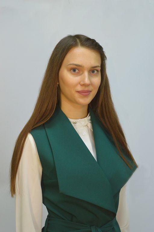 Грышчанкова Вераніка Валер'еўна