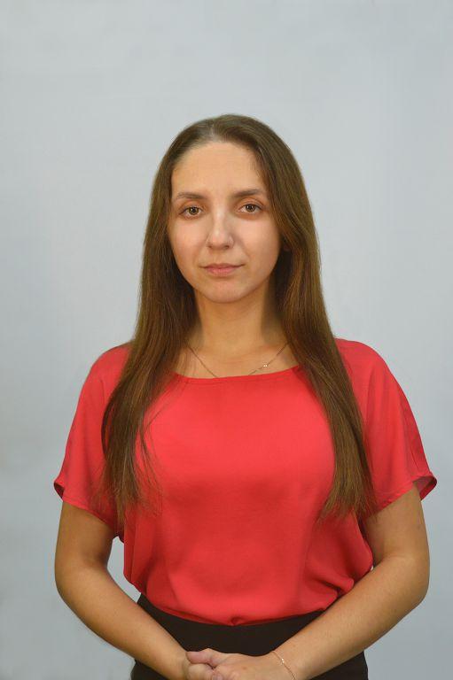 Каштальянава Анастасія Андрэеўна