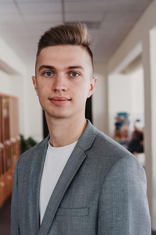 ШКУРКО Кірыл Мікалаевіч